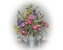 Spring Silk Arrangement